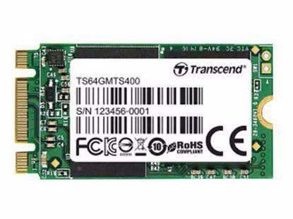 TS64GMTS400, 22x42x3.5mm, New