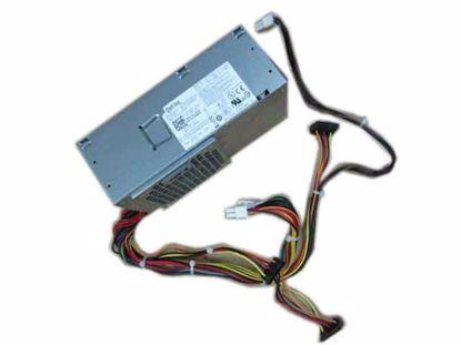250W PSU For OptiPlex 390DT, 790DT, 990DT H250AD-00, D250A005L