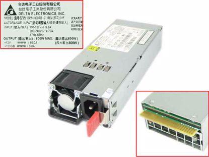 DPS-800RB C, FRU03X4368, 36002353