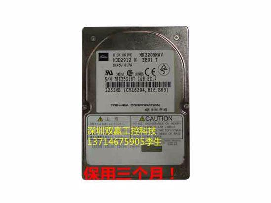 MK3205MAV, HDD2912