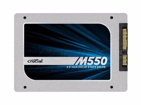 CT1024M550SSD1RK, 100x70x7mm