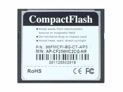 CF-I256MB, AP-CF256MC2CG-NR, 96FMCFI-8G-CT-AP3