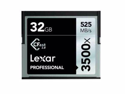 CFAST-I32GB, Professional