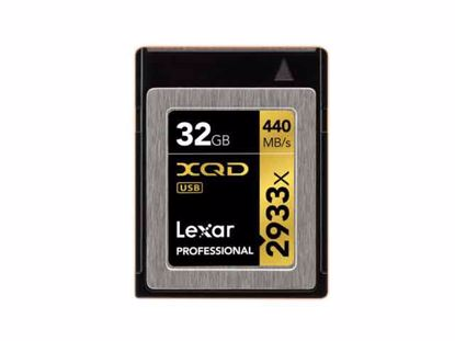 XQD32GB, Professional