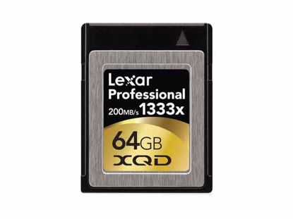 XQD64GB, Professional