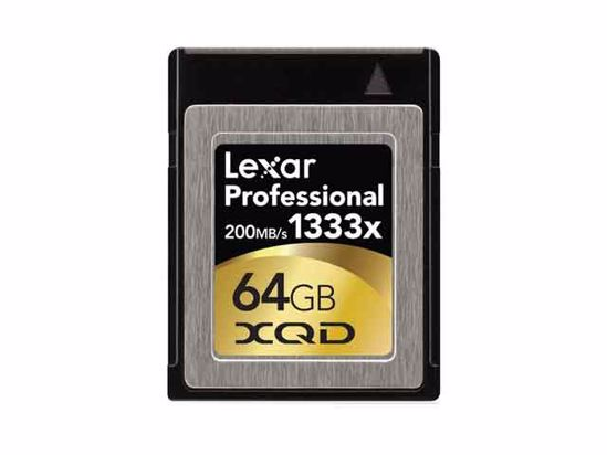 XQD64GB, Professional