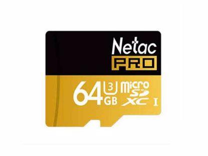 microSDXC64GB, PRO, P500