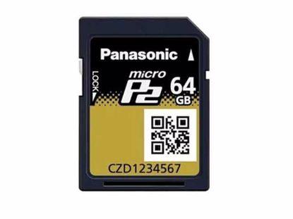microP232GB, AJ-P2M064AMC