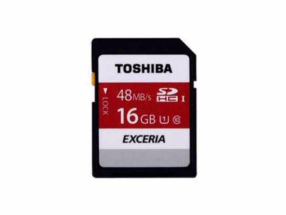 SDHC16GB, EXCERIA, SD-K16GR7W4