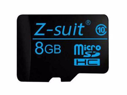 microSDHC8GB, Z-8GBC10