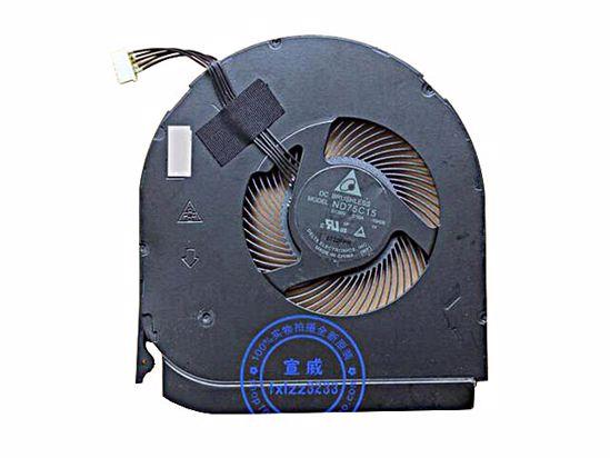Lenovo ThinkPad E570 Cooling Fan 16A09, 5V 0 5A, 25x5Wx5P, Bare