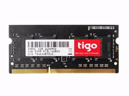 Picture of tigo Laptop Ram Laptop DDR3L-1600 4GB, DDR3L-1600, PC3L-12800S, , Laptop