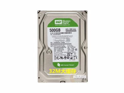 WD5000AADS