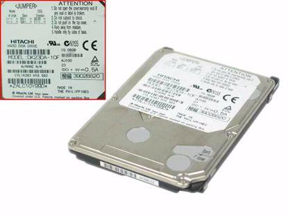 """Hitachi DK23DA-10F HDD 2.5"""" IDE 6GB-10GB 10GB, 2.5"""" IDE, 4,200rpm, 2M"""