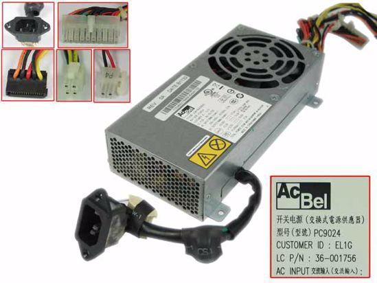 Acbel Polytech PC9024 Server - Power Supply 200W, PC9024, 36-001755,  36-001756