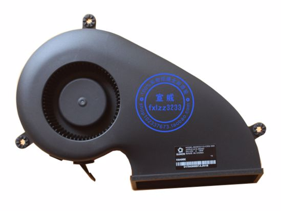 """Picture of Apple iMac 27"""" A1419 Cooling Fan MG90321V2-C052-S9A, APPLE:610-00252"""