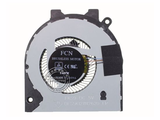 Picture of Dell Inspiron 14-5488 Cooling Fan DFS5K121142620, FKS9, 0G0D3G, 023.100DJ.0011