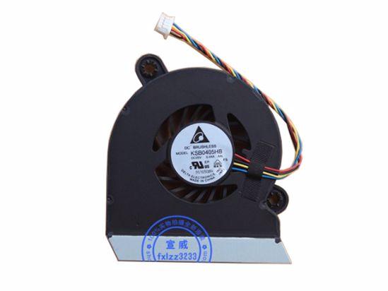 Picture of Delta Electronics KSB0405HB Cooling Fan KSB0405HB, AAL