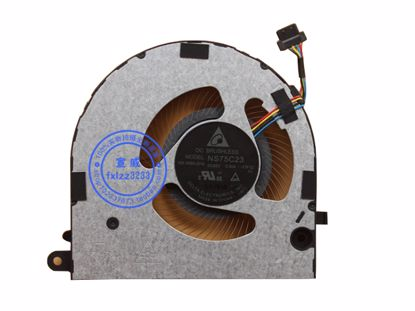 Picture of Delta Electronics NS75C23 Cooling Fan NS75C23, 17F12