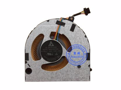 Picture of Delta Electronics NS75C24 Cooling Fan NS75C24, 17F13