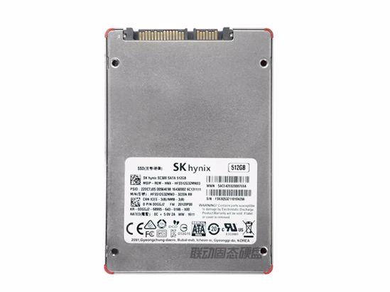 """Picture of Hynix HFS512G32MND SSD 2.5"""" SATA 300GB - 512GB 00GGJ2, HFS512G32MND-3220A BB"""
