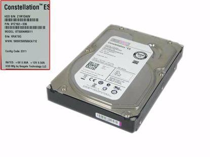 """Picture of Seagate ST500NM0011 HDD 3.5"""" SATA 320GB-600GB 500GB, 3.5"""" SATA, 7,200rpm, 64M, New"""