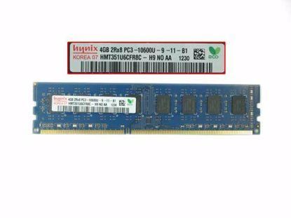 Picture of Hynix HMT351U6CFR8C-H9 Desktop DDR3-1333 4GB, DDR3-1333, PC3-10600, HMT351U6CFR8C-H9