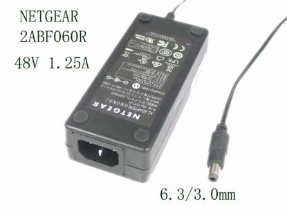 Picture of NETGEAR 2ABF060R AC Adapter 20V & Above 2ABF060R
