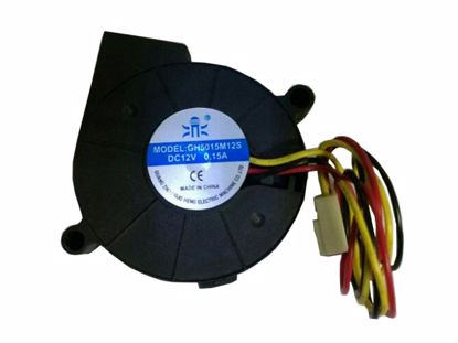 Picture of Guo Heng GH5015M12S Server-Blower Fan GH5015M12S