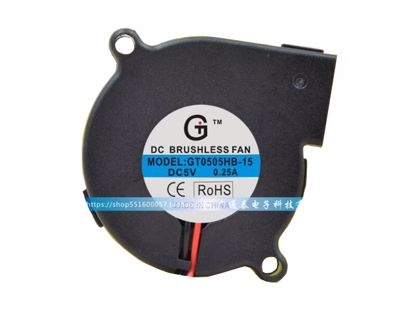 Picture of GT / Guangtai GT0505HB-15 Server-Blower Fan GT0505HB-15