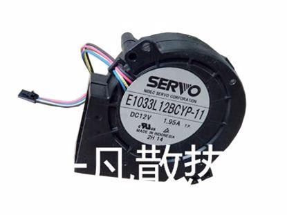 Picture of Japan Servo E1033L12BCYP-11 Server-Blower Fan E1033L12BCYP-11