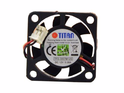 Picture of Titan TFD-3007M12S Server-Square Fan TFD-3007M12S