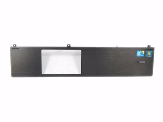 """Picture of HP ProBook 4520s Mainboard - Palm Rest 599804-001, Lower Part, """"Black"""",  with FPR"""