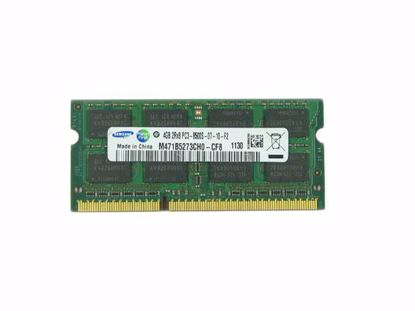 Picture of Samsung M471B5273CH0-CF8 Laptop DDR3-1066 4GB, DDR3-1066, PC3-8500S, M471B5273CH0-CF8, Lapto