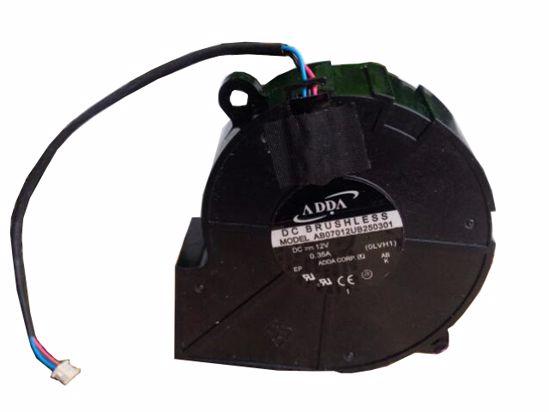 Picture of ADDA AB07012UB250301 Server-Blower Fan AB07012UB250301