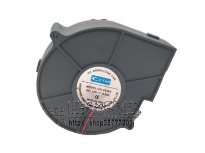 Picture of CD-FAN / Xing Dong Yu DFL9330S Server-Blower Fan DFL9330S