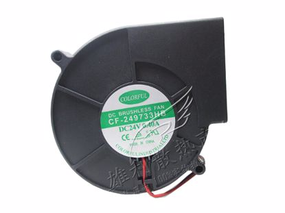 Picture of COLORFUL CF-249733HB Server-Blower Fan CF-249733HB
