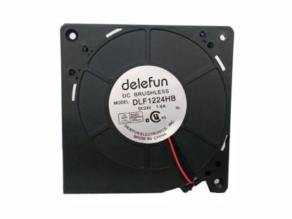 Picture of Delefun DLF1224HB Server-Blower Fan DLF1224HB