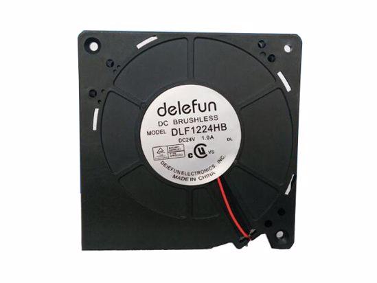 Picture of Delefun DLF1224HB Server-Blower Fan DLF1224HB