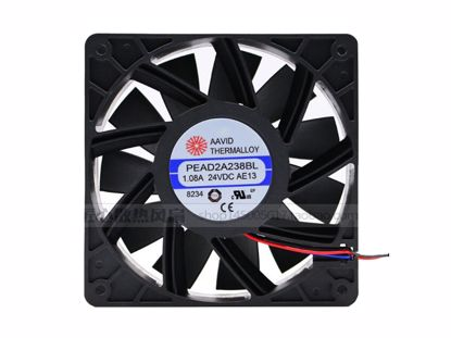 Picture of AAVID PEAD2A238BL Server-Square Fan PEAD2A238BL