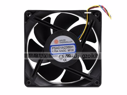 Picture of AAVID PSAD1A238BH Server-Square Fan PSAD1A238BH, MF00