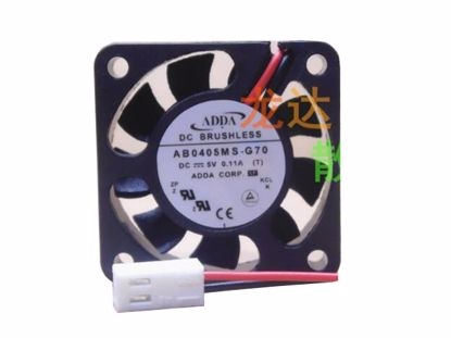 Picture of ADDA AB0405MS-G70 Server-Square Fan AB0405MS-G70