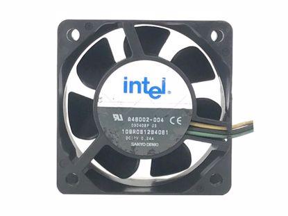Picture of intel 109R0812B40B1 Server-Square Fan 109R0812B40B1