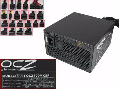 Picture of OCZ OCZ700MXSP Server - Power Supply 700W, OCZ700MXSP