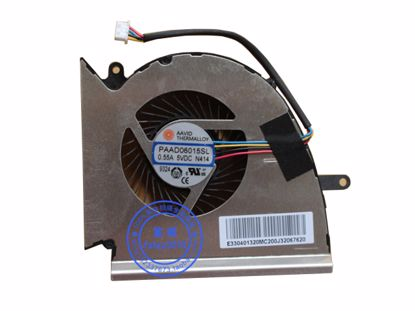 Picture of MSI  GE75 Raider 8SF Cooling Fan PAAD06015SL, N414, E330401320MC200J32067620