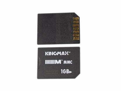 Picture of Kingmax MMC 1GB Card-Multimedia 1GB MMC