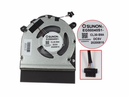 Picture of SUNON EG50040S1-CL30-S9A Cooling Fan EG50040S1-CL30-S9A, M24539-001