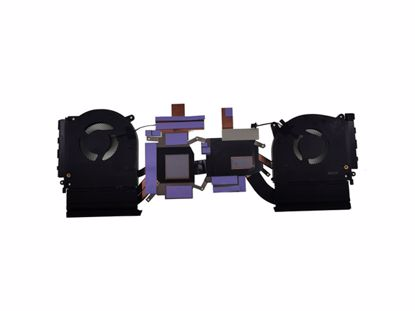 Picture of Dell Alienware M15 R2 Cooling Fan 0X9FRW, AT2KH001FAL