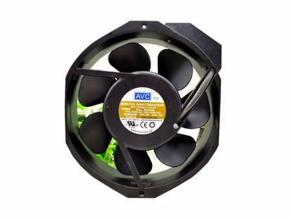 Picture of AVC D3KB1738BAH3WAW Server-Round Fan D3KB1738BAH3WAW