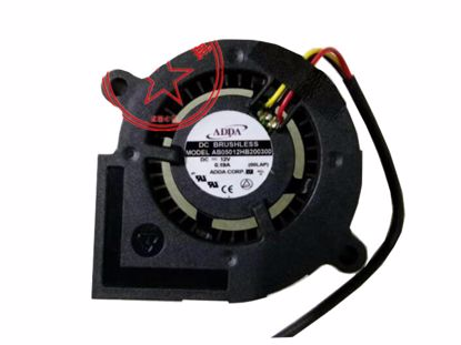 Picture of ADDA AB05012HB200300 Server-Blower Fan AB05012HB200300